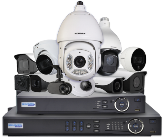 Professional HDCVI Surveillance