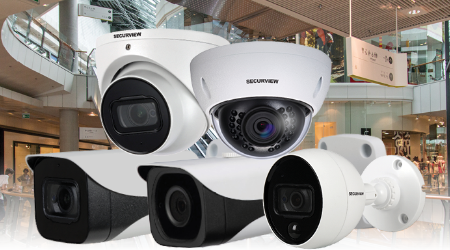Professional Fixed HDCVI Cameras