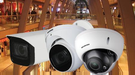 Professional Motorised HDCVI Cameras